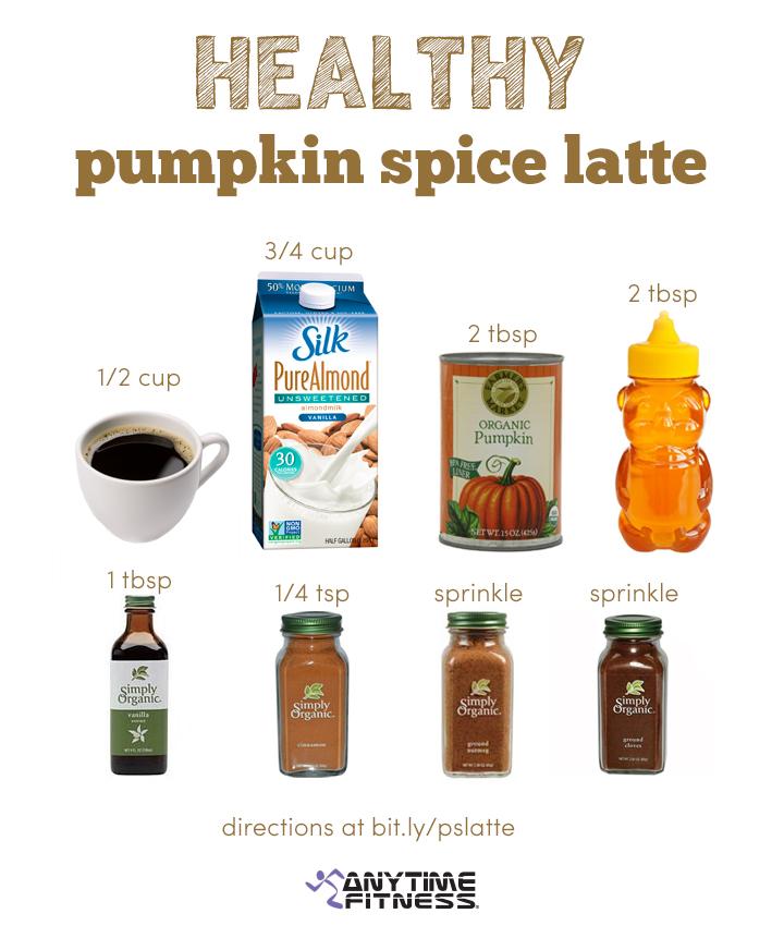 Recipe: Healthy Pumpkin Spice Latte